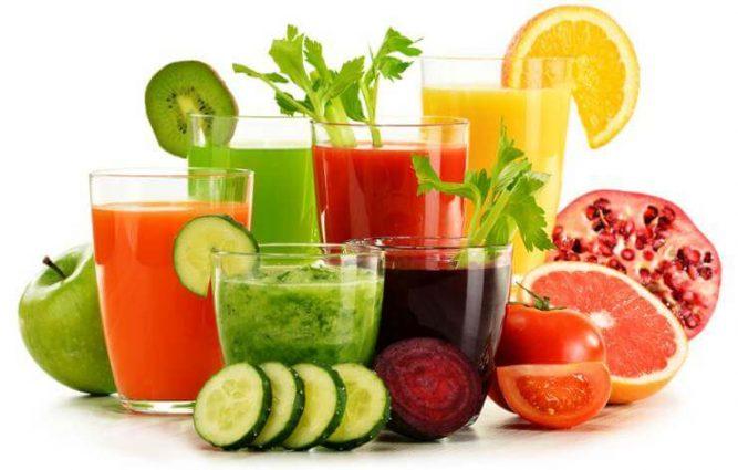 detox dieta veloce