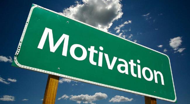 rimanere motivati